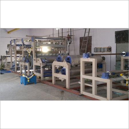 PVC Film Lamination Machine