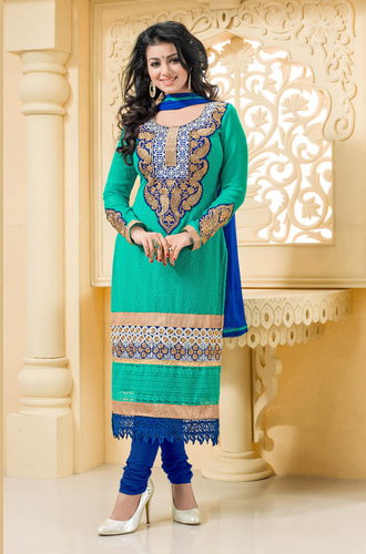 Roykals Heavy Embroidery Salwar Suit