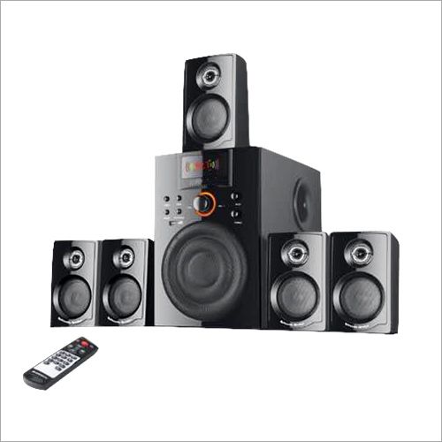 5.1 Channel Multimedia Speakers