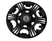 12 Inch Glossy Matt Black Cimika Wheel Cover For Sonata/ Sonata Gold