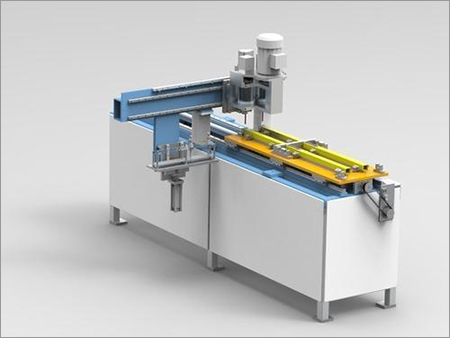 Linear Drilling Machine