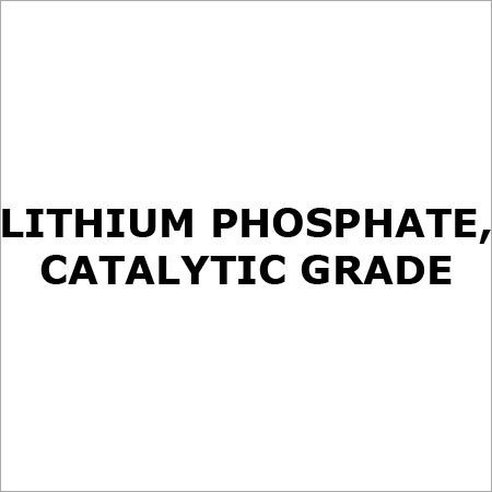 Lithium Phosphate, Catalytic Grade