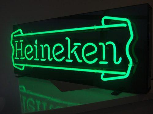 Illuminated Display Sign
