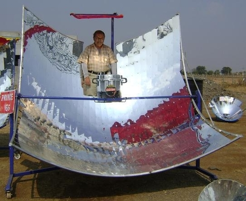 Community Solar Cooker 6sqm