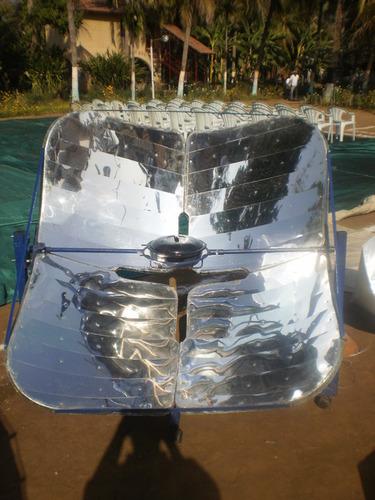 Parabolic Solar Cooker 6 sqm