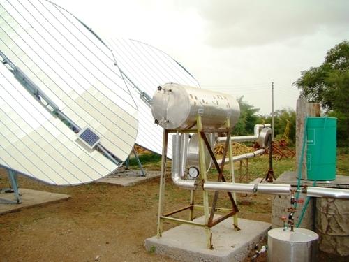 Scheffler Cooker Solar Disk