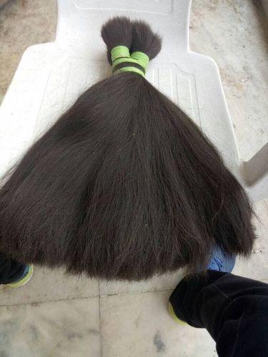 Double Drwan Human Hair