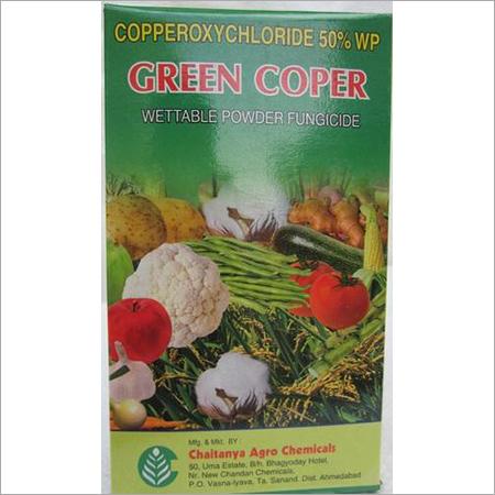 Copper Oxychloride 50 W.P