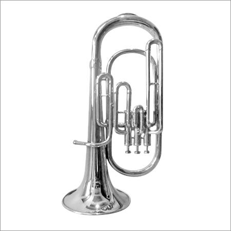 Chrome Plated Alto Horn