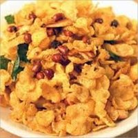 Spicy Corn Flakes