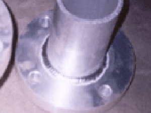 Aluminium Tube Welding