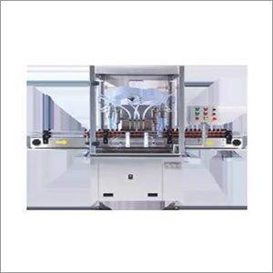 Liquid Injection Filling Machine