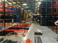 Mezzanine Pallet Racks