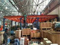 Mezzanine Shelving Racking Systems
