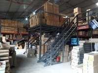 Steel Storage System