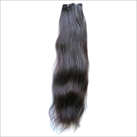 Natural Wavy North Indian Raw Hair