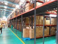 Two Tier Racking System
