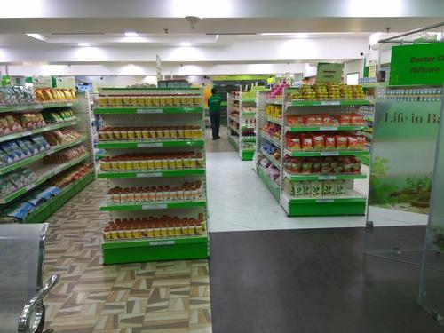 Display Racks Super Market
