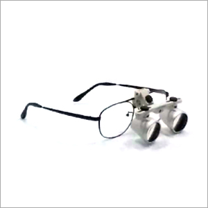 SLE Binocular Loupes With Titanium Frame