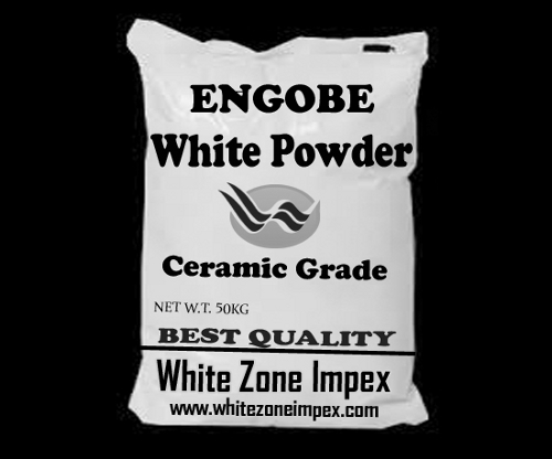 Engobe White Powder