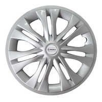 14 Inch Glossy Silver Cimika Wheel Cover For Toyota Innova New