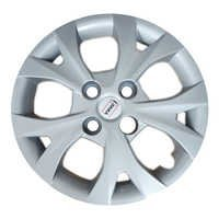 14 Inch Glossy Silver Cimika Wheel Cover For Hyundai Grand I-10