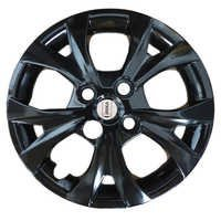 14 Inch Matt Black Cimika Wheel Cover For Hyundai Grand I-10