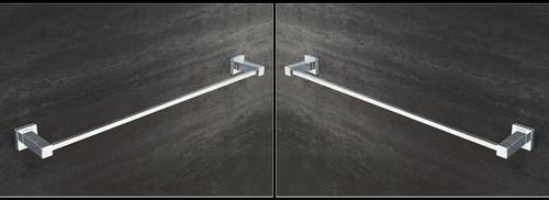 Chrome Plated Brass Towel Rod