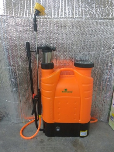 2 IN 1 BATTERY & MANUAL SPRAYER
