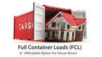 FCL Freight Forwarding Services