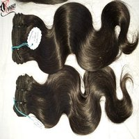 Virgin Hair Raw Indian Temple Hair