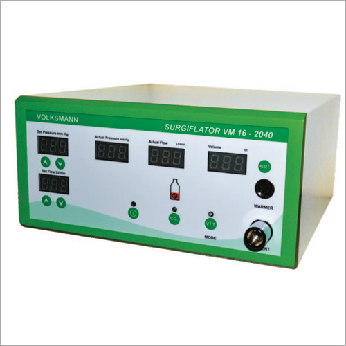 Co2 Insufflator With Heating