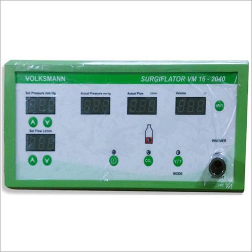 Aluminium Digital Co2 Insufflator