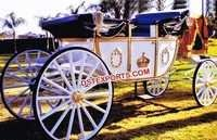 Royal Wedding Princess Carriage