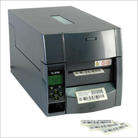 Industrial Barcode Printer