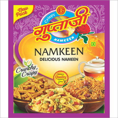 Delicious Namkeen Packaging Pouches