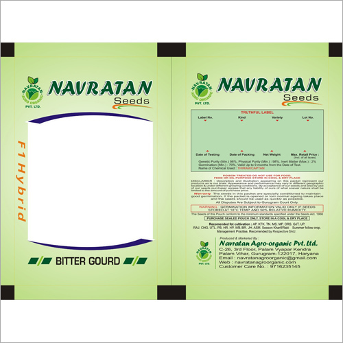 Navratan Seed Packaging Pouches