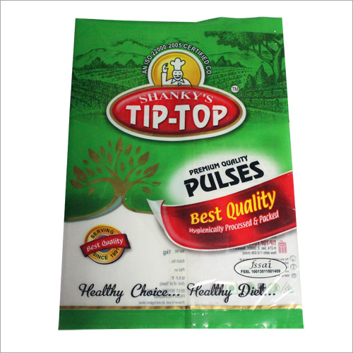 Pulses Packaging Pouch