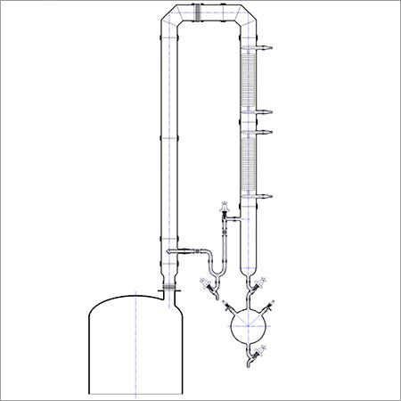 Overhead Gear Over Reactor