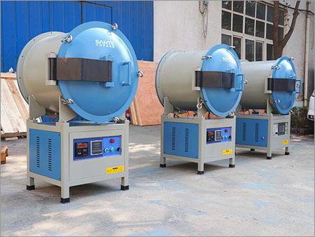 1400°C Vacuum Atmosphere Box Resistance Furnace