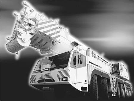 Demag Ac Telescopic Boom Cranes Services