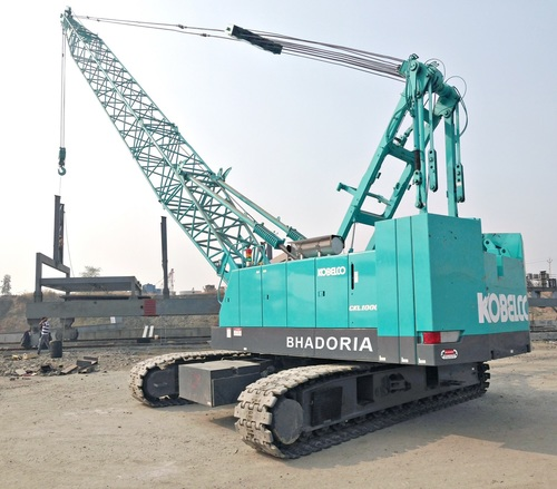 Telescopic Boom Cranes On Rent