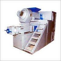 Duplex Twin Worm Vacuum Plodder 8 Inch