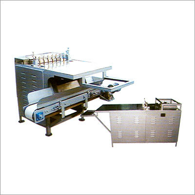 Cake Cutting & Stamping Machine