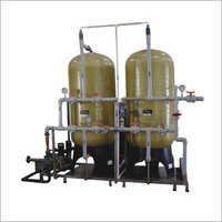 Pre water treatment Plants