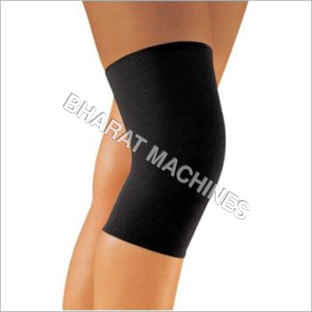 Knee Cap Knitting Machine