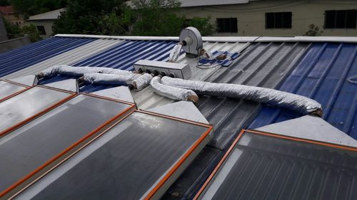 solar dryer for pharma