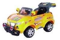 Thunder Jeep