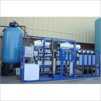 RO Water Plant