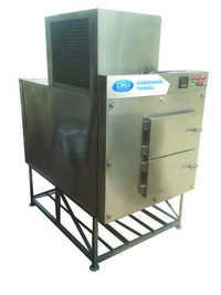 Hard Ice Cream Machine Hardening Tunnel
